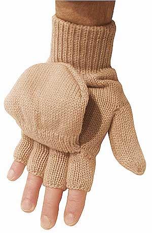 как связать перчатки для рыбалки