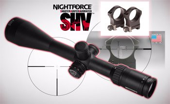 ����� ������� NightForceOptics - � �������!