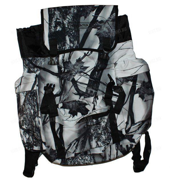 Охотничий рюкзак Хантмастер, 25 л. (зимний лес) 02225 купить в интернет-магазине WHT.ru, доставка по всей России