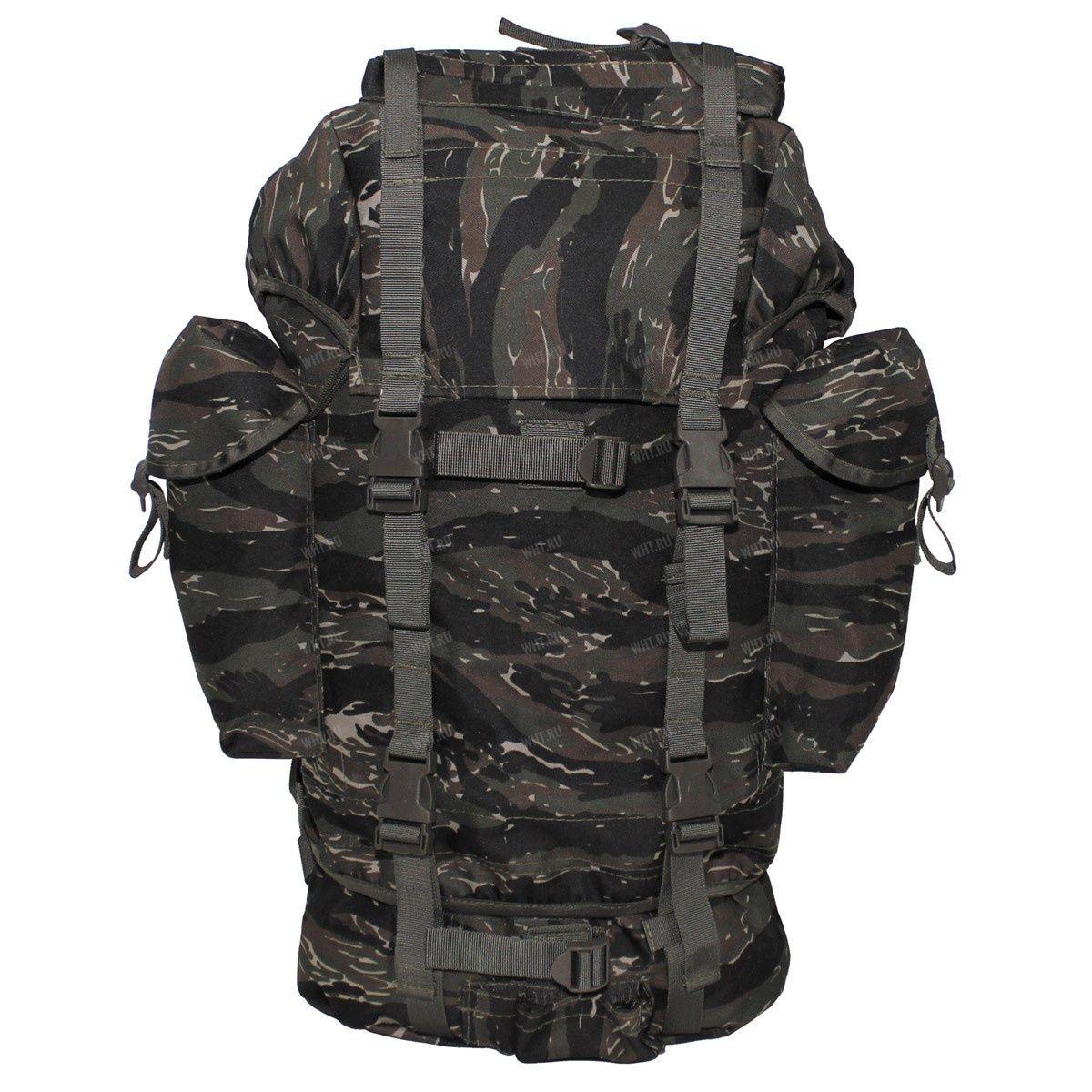 Рюкзак bw 65 литров, тайгер рюкзак vvv gear velox ii tactical 27 coyote tan