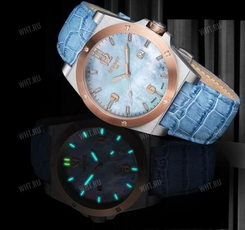 Часы Lady Blue Chronograph, TRASER H3