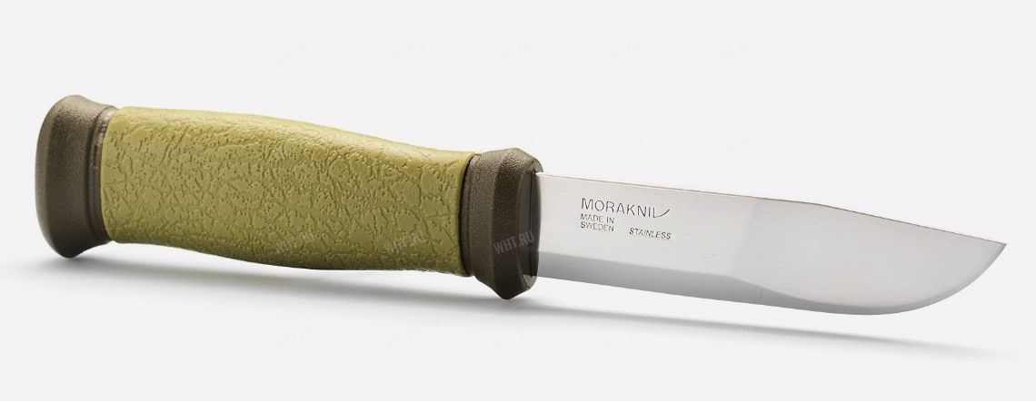 Нож Morakniv Outdoor 2000 Green, нерж. сталь