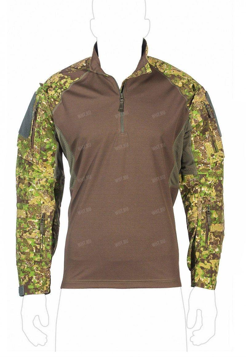 Рубашка тактическая UF PRO Striker XT Gen.2, камуфляж GreenZone