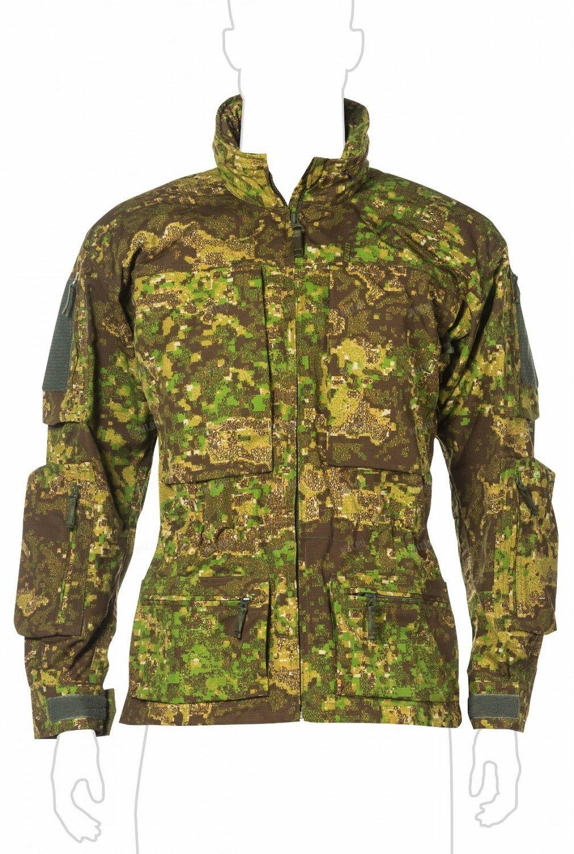Куртка тактическая UF PRO Striker XT Combat, камуфляж GreenZone